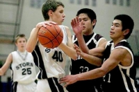 Gallery: Boys Basketball Lummi Nation @ Squalicum